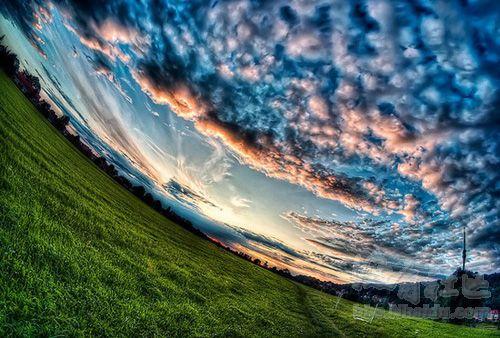 唯美的风景照 让心灵去旅行